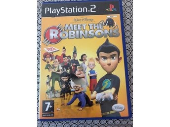 Meet The Robinsons   Walt Disney Pictures Presents  - PS2 spel