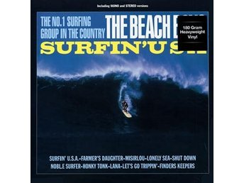 Beach Boys: Surfin' USA (Mono + Stereo) (Vinyl LP)