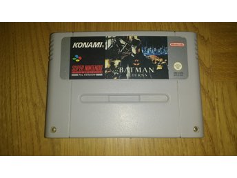 Super Nintendo/SNES: Batman Returns (NOE)