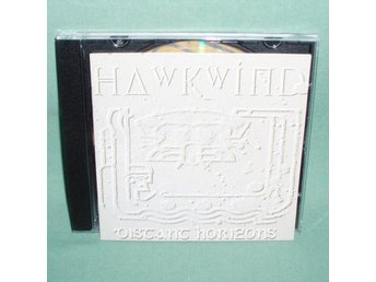 HAWKWIND - Distant horizons CD 1997 ,