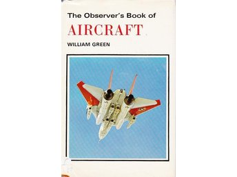 The Observer´s Book of Aircraft (På engelska)