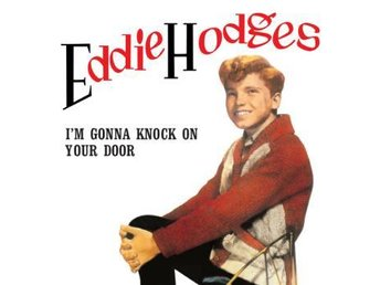 Hodges Eddie: I'm gonna knock on your door (Vinyl LP) Ord Pris 189 kr SALE