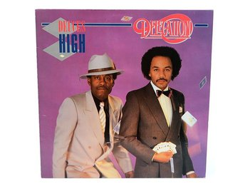 Delegation - Deuces High ARI 90005 LP 1982