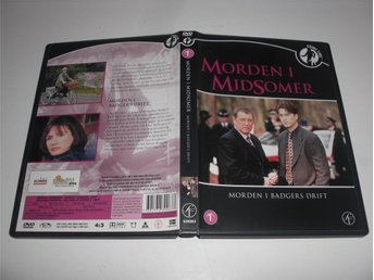 Morden i Midsomer - Morden i Badgers drift