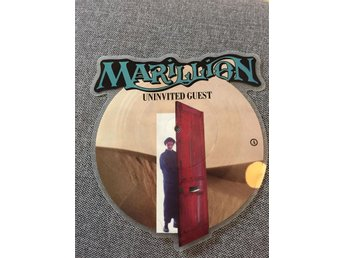 Marillion Uninvited guest picture disc