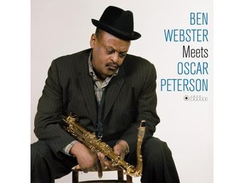 Webster Ben: Ben Webster Meets Oscar Peterson (Vinyl LP) - Nossebro - Webster Ben: Ben Webster Meets Oscar Peterson (Vinyl LP) - Nossebro