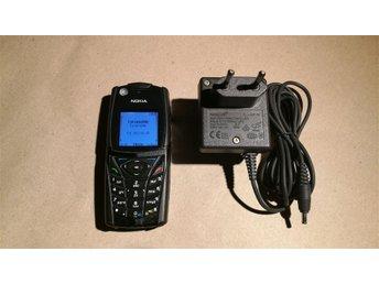 Nokia 5140i - Black - (olåst) med Nokia laddare ACP-7E - Uppsala - Nokia 5140i - Black - (olåst) med Nokia laddare ACP-7E - Uppsala