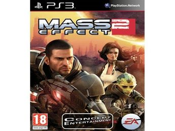 MASS EFFECT 2 (komplett) till Sony Playstation 3, PS3