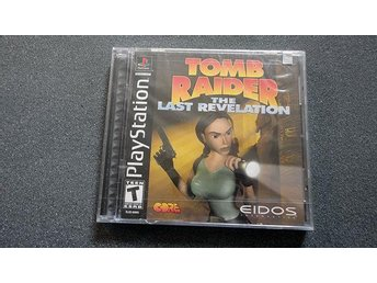 Tomb Raider: The Last Revelation (NTSC / Amerikanskt) NYTT!