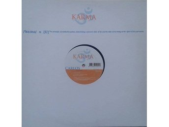 "Carlos title* Rush Me* Trance  12""  Netherlands"
