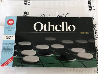 Othello från alga