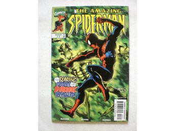 US Marvel - Amazing Spiderman vol 2 # 3 - NM+