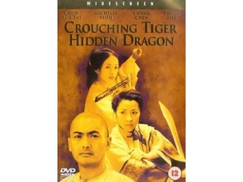 Crouching Tiger Hidden Dragon - Chow Yun Fat - DVD