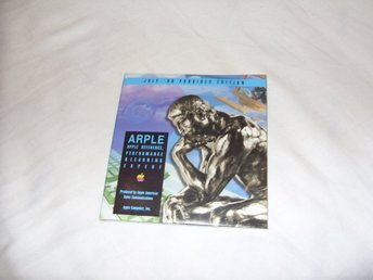ARPLE July 1996 Provider Edition Apple CD ROM sales, adverts, multimedia