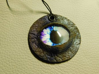 Draköga Hänge Dragon Eye Pendant Nr 1 Feb  ( 50 mm )