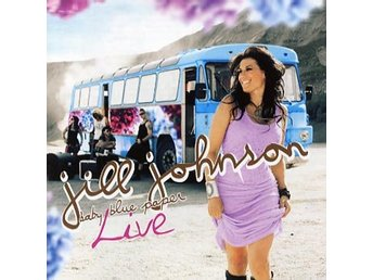 Johnson Jill: Baby blue paper/Live 2010 (CD)