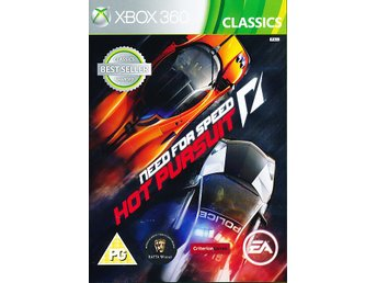 NFS Hot Pursuit CLASS (X360)