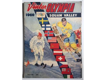 VINTEROLYMPIADEN 1960 SQUAW VALLEY !!!!!