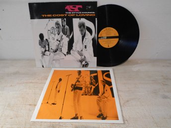 The Style Council - The Cost Of Loving Ger Orig-87 !!!!!