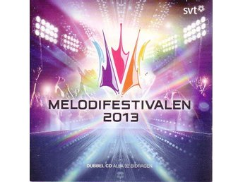Melodifestivalen 2013 / Samlings-D/CD