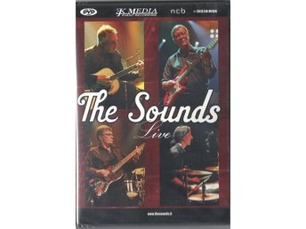 DVD THE SOUNDS   LIVE.