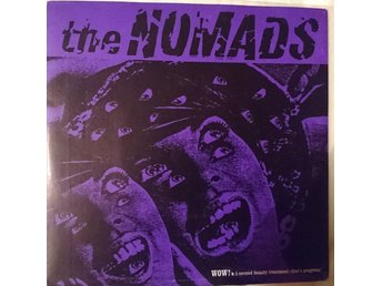 "Nomads ""She pay the rent"",  vinylsingel, Svensk rock"