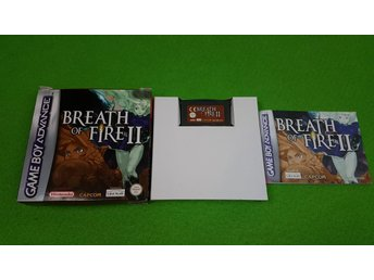 Breath of Fire 2 KOMPLETT Nintendo GBA