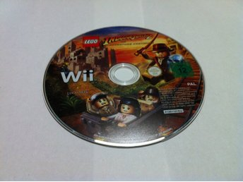 Wii: Indiana Jones 2 (II) - The Adventure Continues