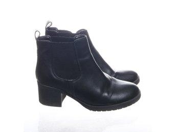 DS Shoes by DinSko, Boots, Strl: 40, Svart