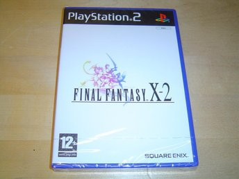 Final Fantasy X2 Sony Playstation 2 PS2 *NYTT*