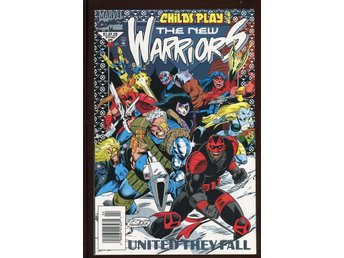 The New Warriors #46
