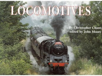 Locomotives, Lok, Christopher Chant (Eng)