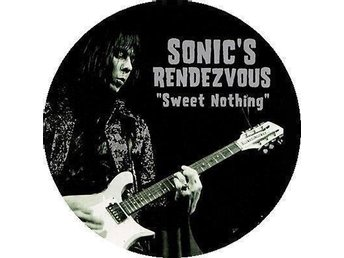 SONIC s RENDEZ VOUS BAND-Badge/ Pin/ Knapp (MC5, Stooges,) - Falkenberg - SONIC s RENDEZ VOUS BAND-Badge/ Pin/ Knapp (MC5, Stooges,) - Falkenberg