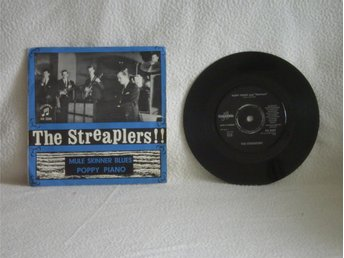 The Streaplers  -   Mule Skinner Blues                fint EX!!!