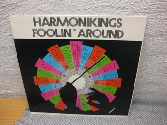 Harmonikings - Foolin Around