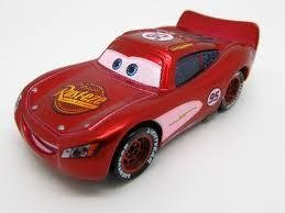 Cars Bilar Disney Pixar Metall Mcqueen Radiator Springs 95 på taket Metallic