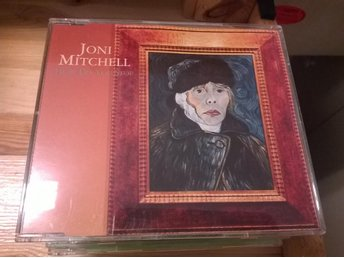 Joni Mitchell - How Do You Stop, Promo, CD - Trollhättan - Joni Mitchell - How Do You Stop, Promo, CD - Trollhättan