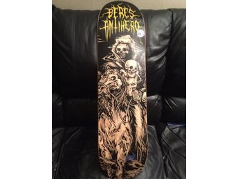 Antihero Skateboards,The four horsemen,Beres 8,25!