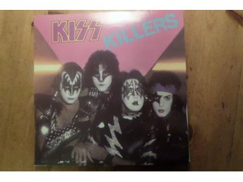 LP Kiss KIllers
