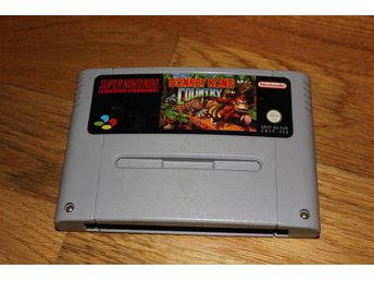 Donkey Kong Country till snes