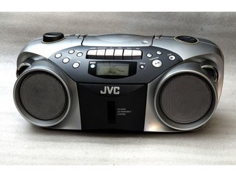 JVC RC-EX36S CD/Kassettradio - Landskrona - JVC RC-EX36S CD/Kassettradio - Landskrona