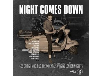 Night Comes Down - 60s British Mod R&B Freakout (3 CD)