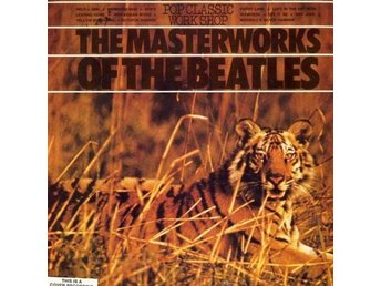 LP The Masterworks of The Beatles