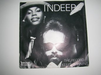 INDEEP The Record Keeps Spinning