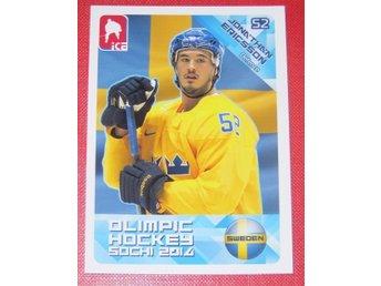 2014 ICE Olimpic hockey Sochi Jonathan Ericsson # 133 - Kaliningrad - 2014 ICE Olimpic hockey Sochi Jonathan Ericsson # 133 - Kaliningrad