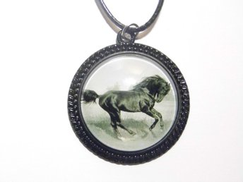 Häst halsband / Horse necklace