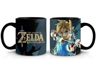 Mugg - Nintendo - Zelda Breath of the Wild (GIFJFY066)