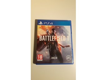 Battlefield 1 - PLAYSTATION 4 (Komplett!)