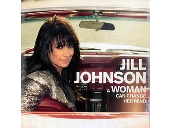 Johnson Jill: A woman can change her mind 2012 (CD)