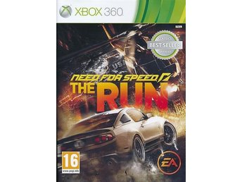 NFS The Run CLASS (X360)